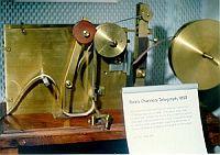Bejnsov telegraf sa odštampanim tekstom