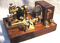 Telegraf sa zvučnikom
